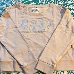Brand new Victoria's Secret sweatshirt